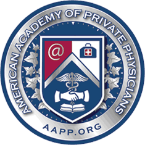 American Academy of Private Physicians logo